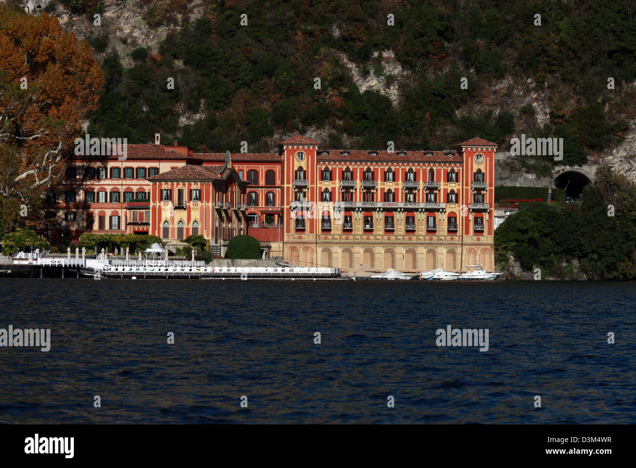 Italy, Lombardy, Lake Como - Stock Image