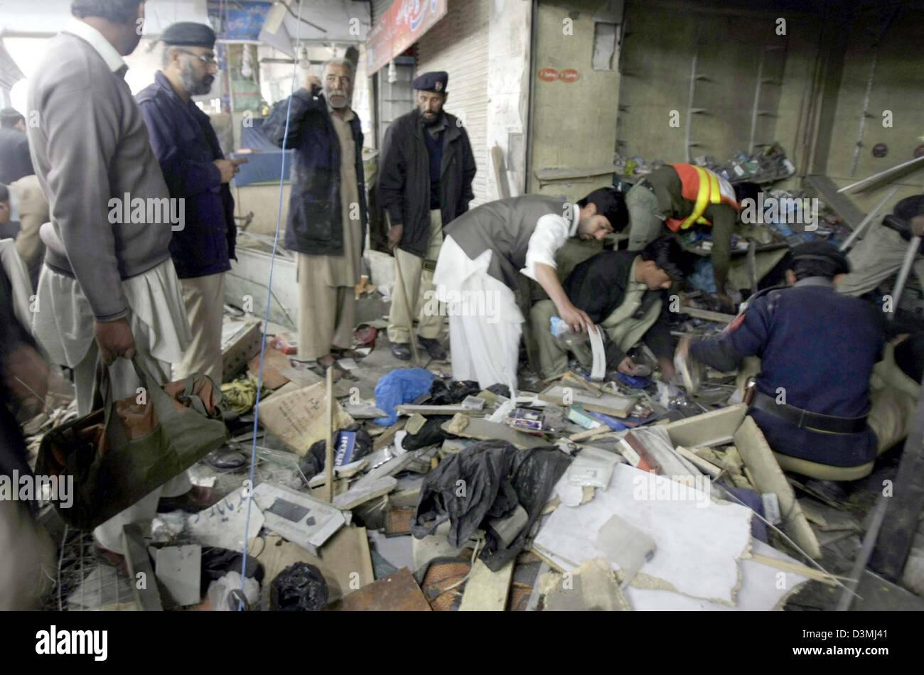 Peshawar Market Stock Photos & Peshawar Market Stock Images