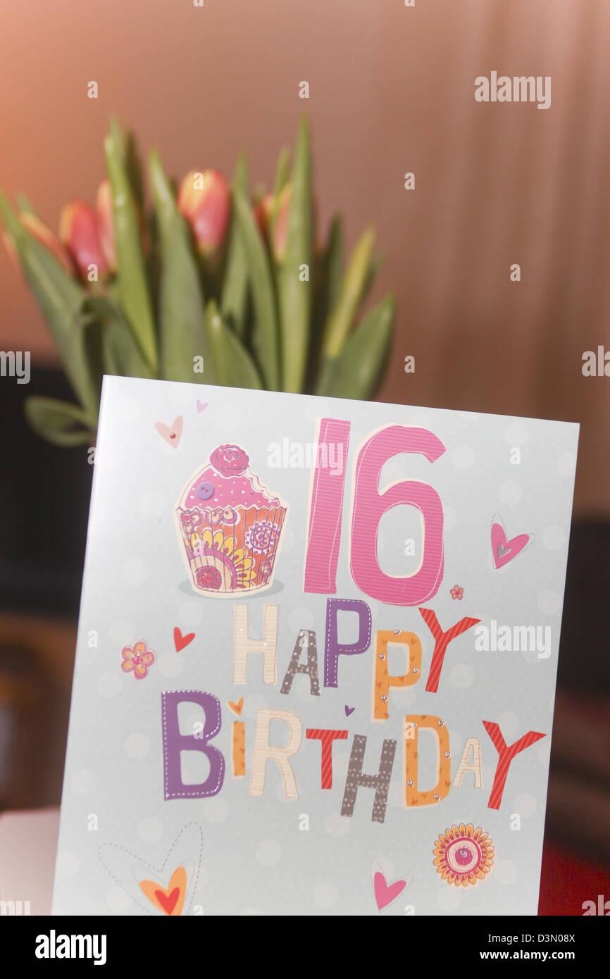 Greetings Card Birthday Stock Photos Greetings Card Birthday Stock