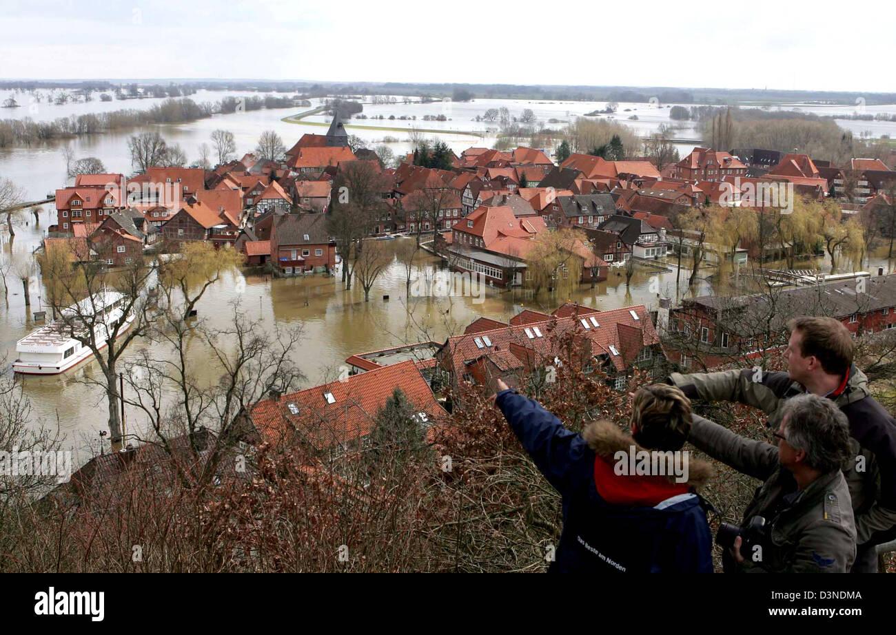 Dirne Hitzacker (Elbe)