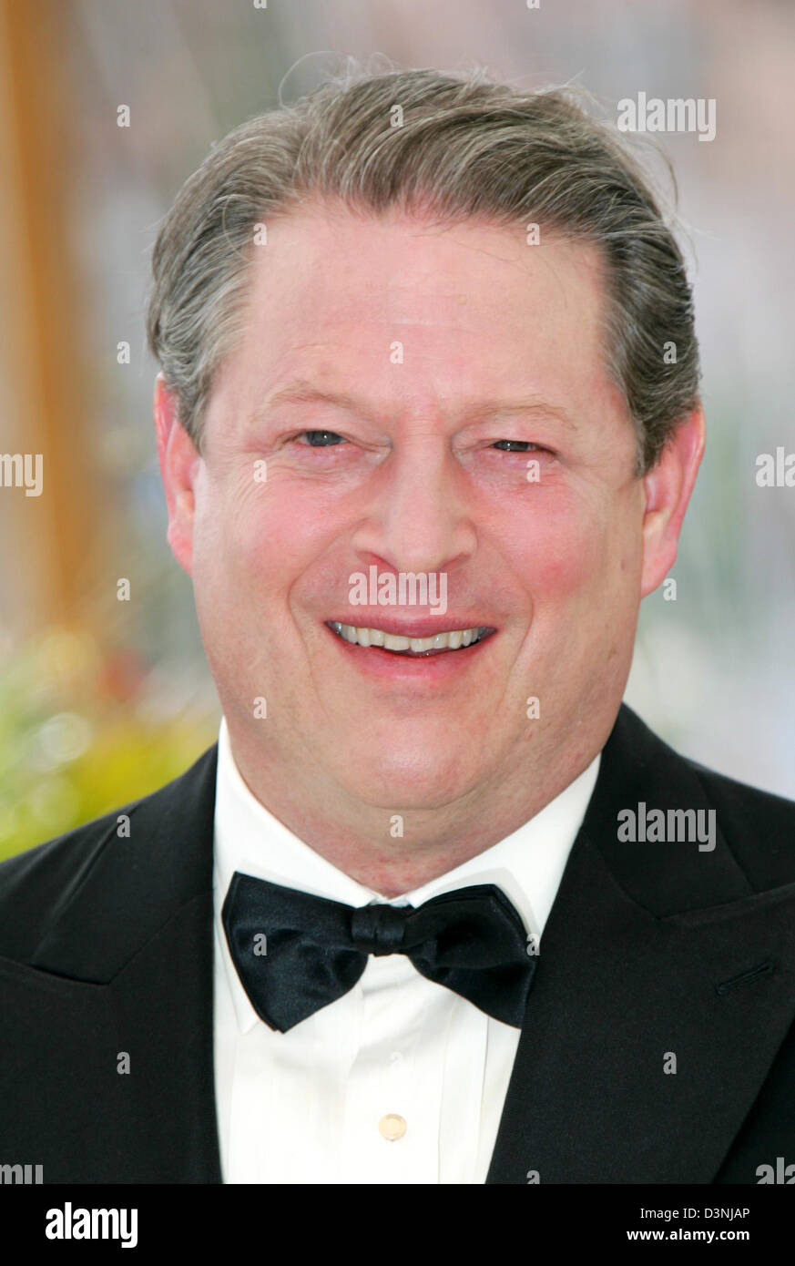 Former Us Vice President Al Gore Poses At The Photocall Of His Film