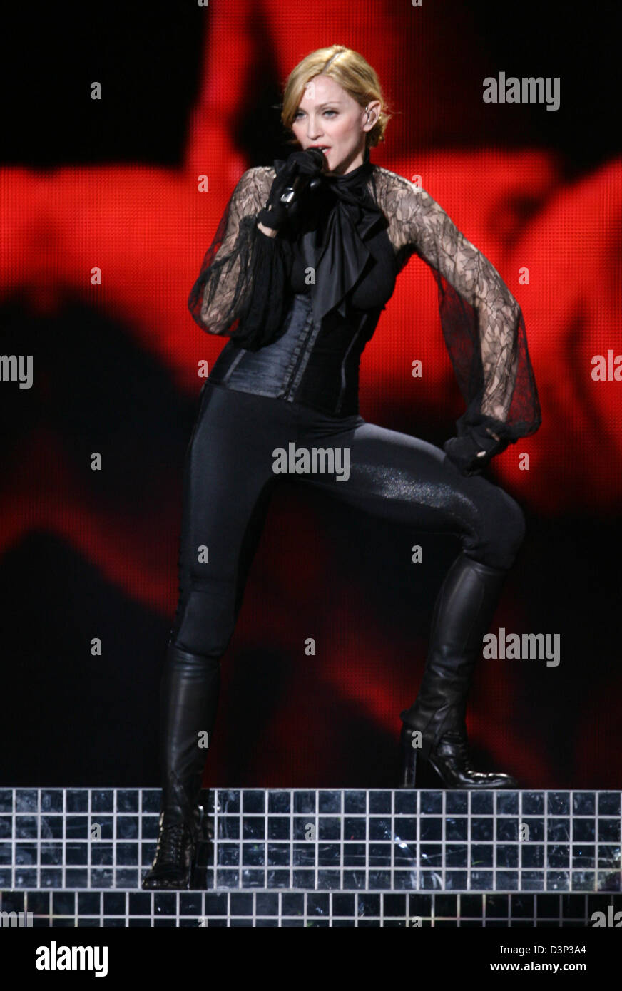 Madonna Confessions Tour Stock...