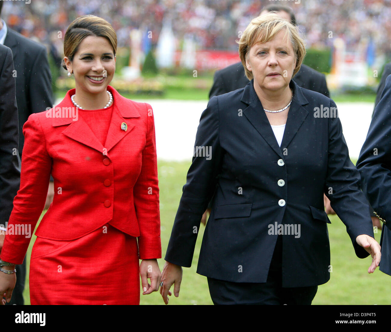 Princess Haya Stock Photos & Princess Haya Stock Images - Alamy