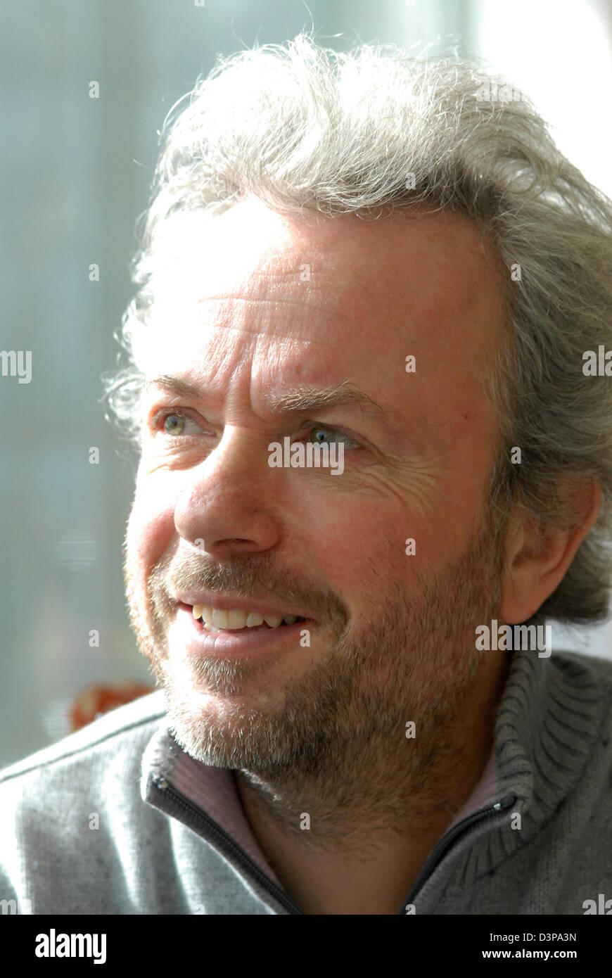Frédéric Lenoir philosopher sociologist French. Frédéric Lenoir, filósofo y sociólogo, - Stock Image