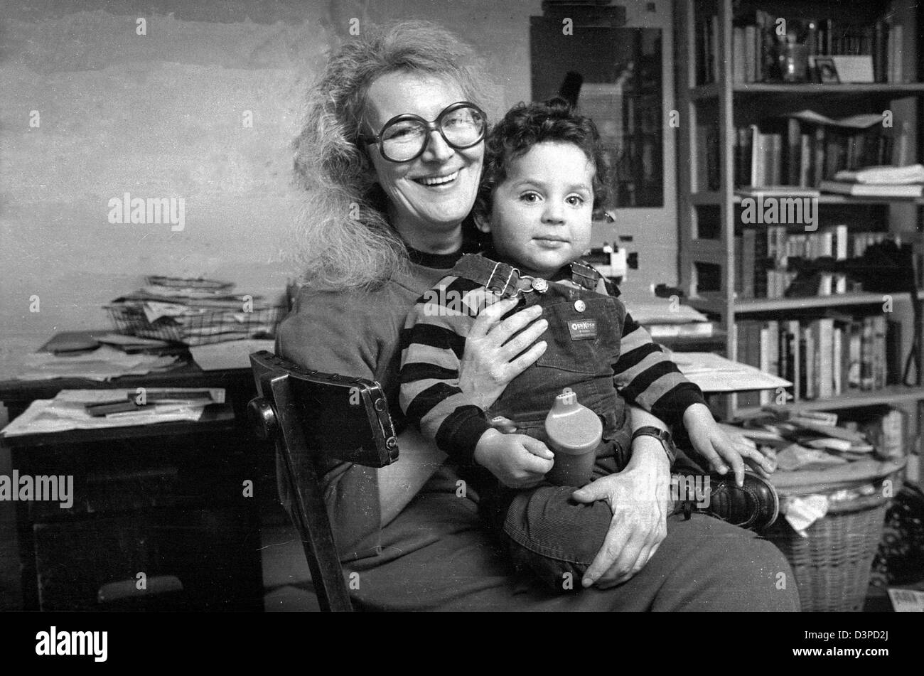 ANGELA CARTER - Stock Image