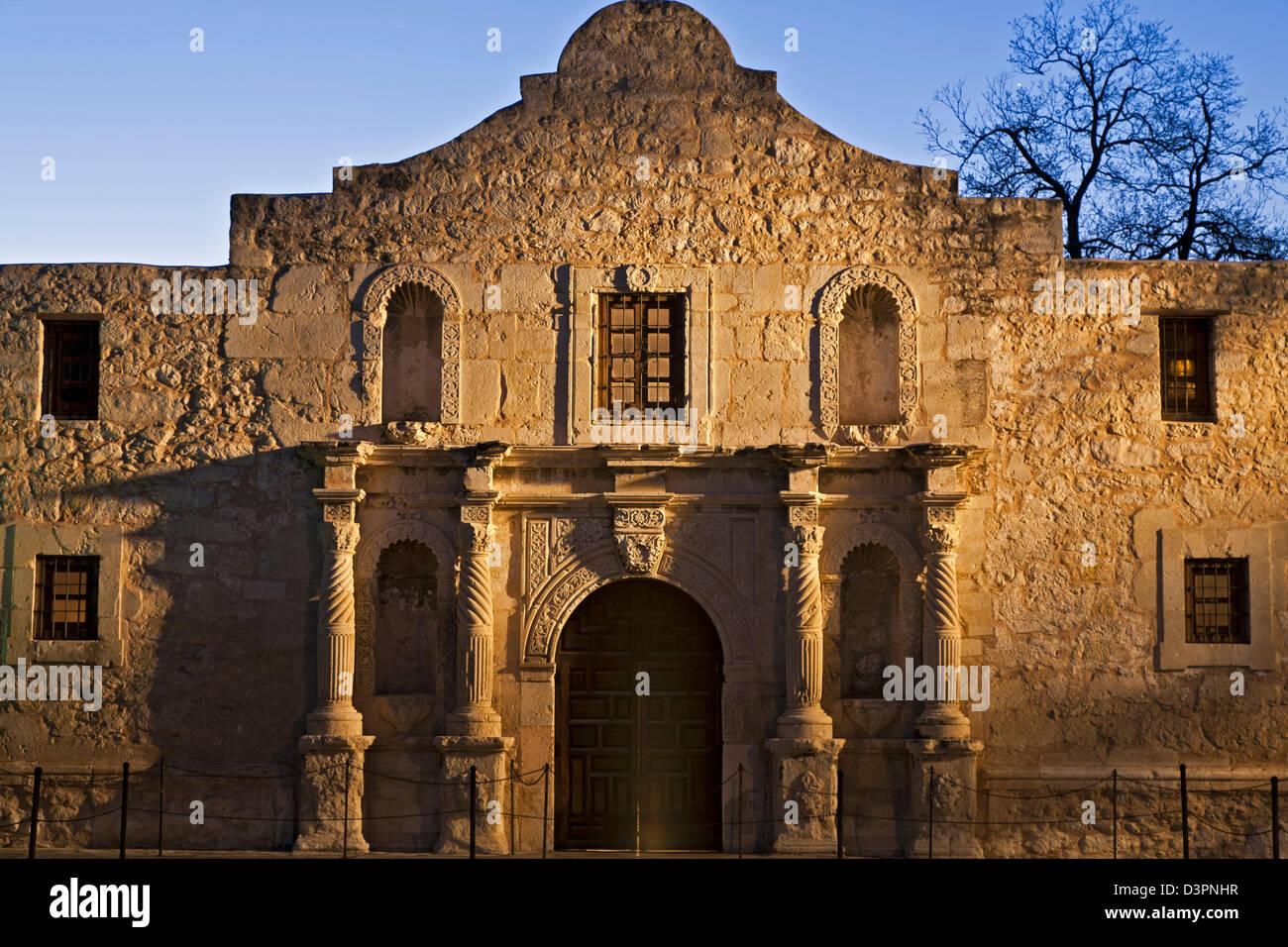 The Alamo Mission San Antonio De Valero San Antonio