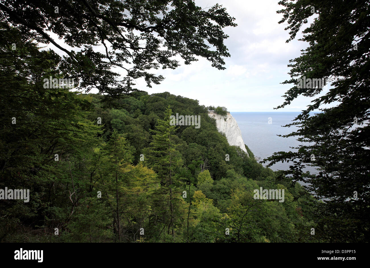 Jasmund Germany the king chair of the Victorian view of view - Stock Image & King Chair Stock Photos u0026 King Chair Stock Images - Alamy