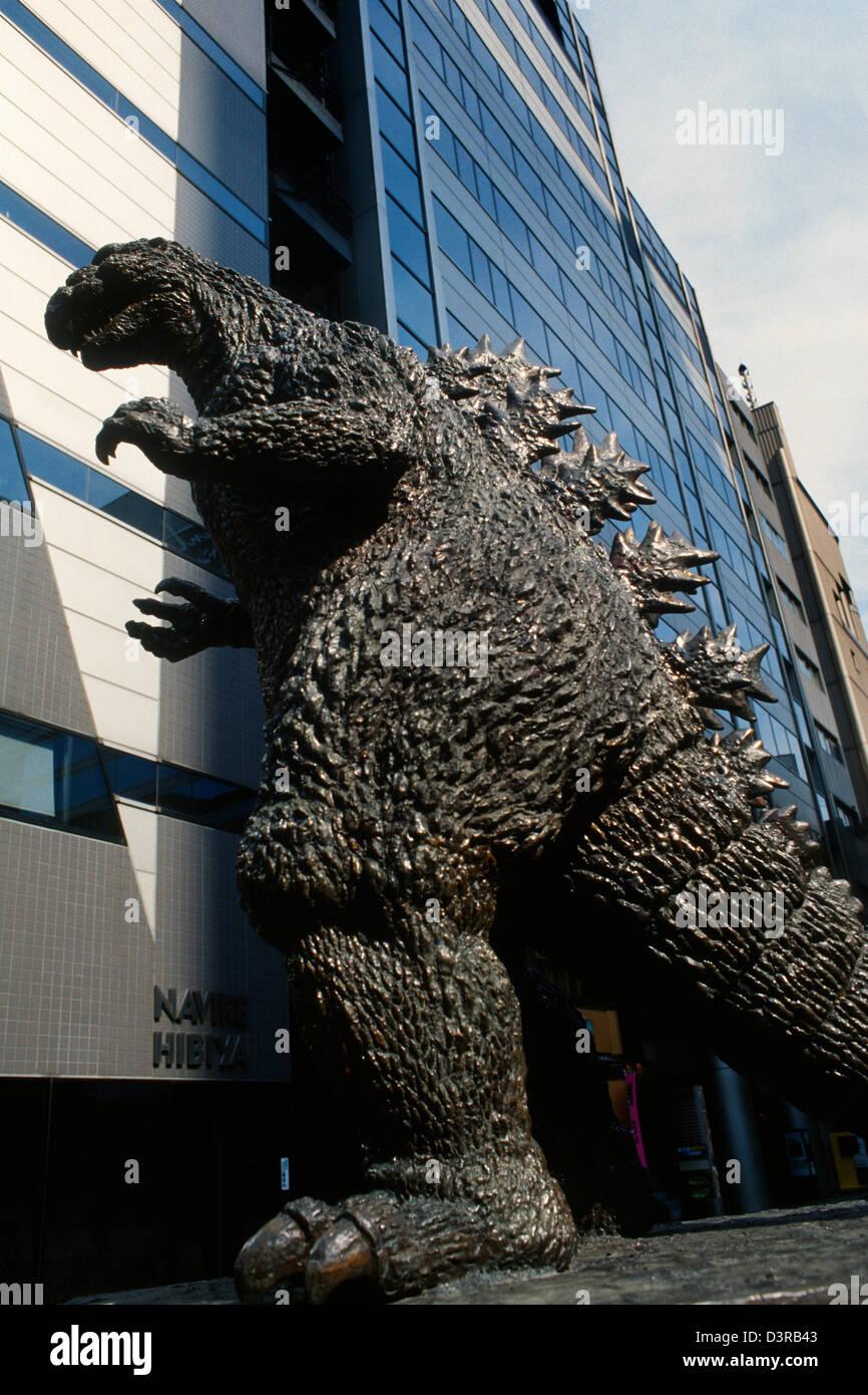 Godzilla Stock Photos & Godzilla Stock Images - Alamy