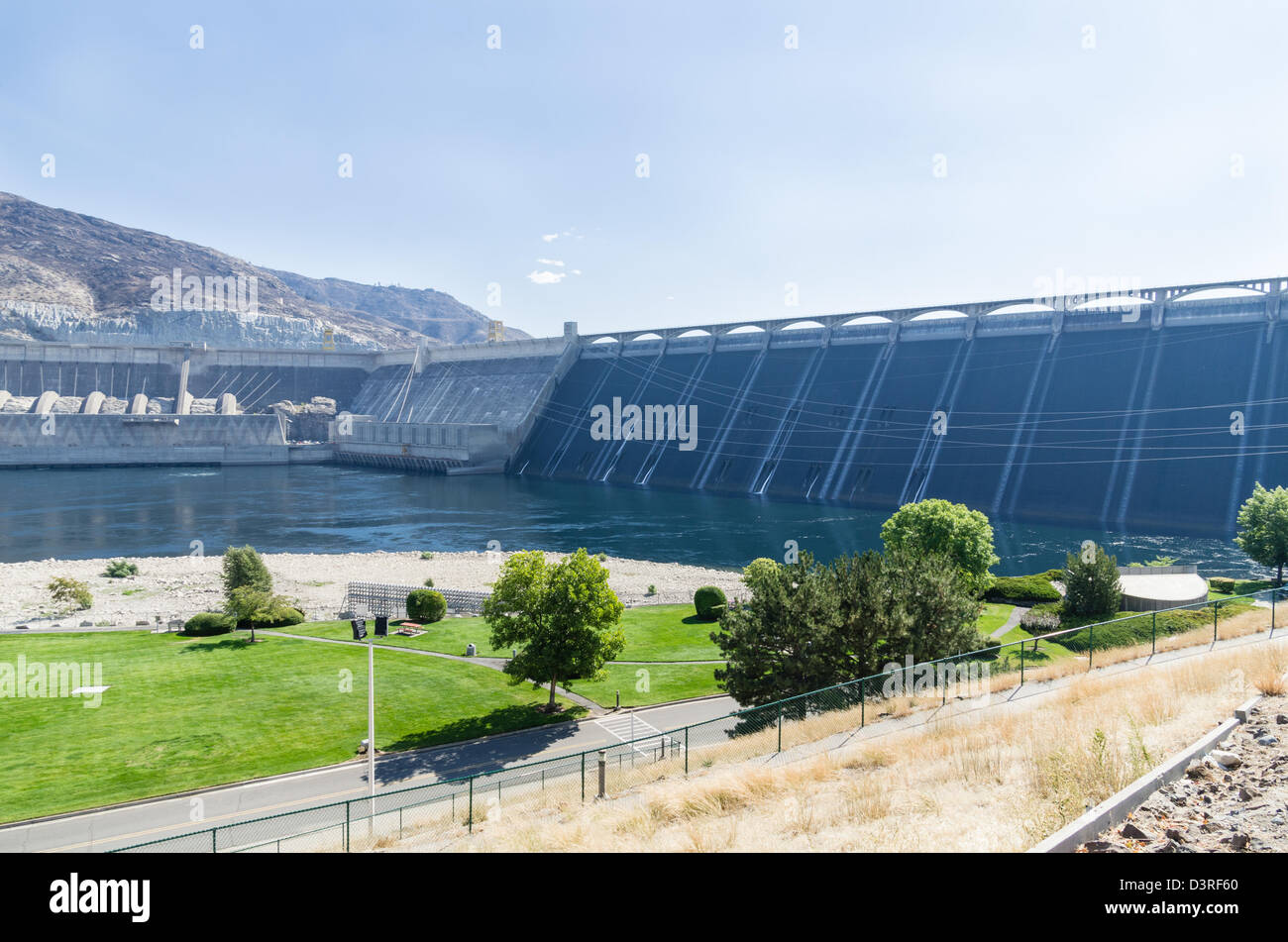 Coulee Dam, Washington, United States, Grand Coulee Dam is