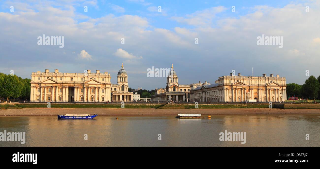 National Maritime Museum Greenwich London UK GB - Stock Image