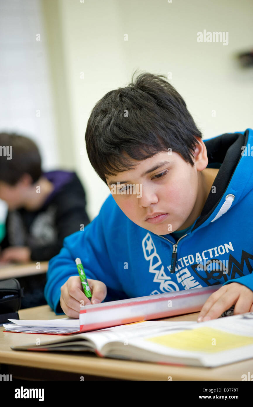 Berlin, Germany, for German in the 9th Class, Hemingway High School - Stock Image