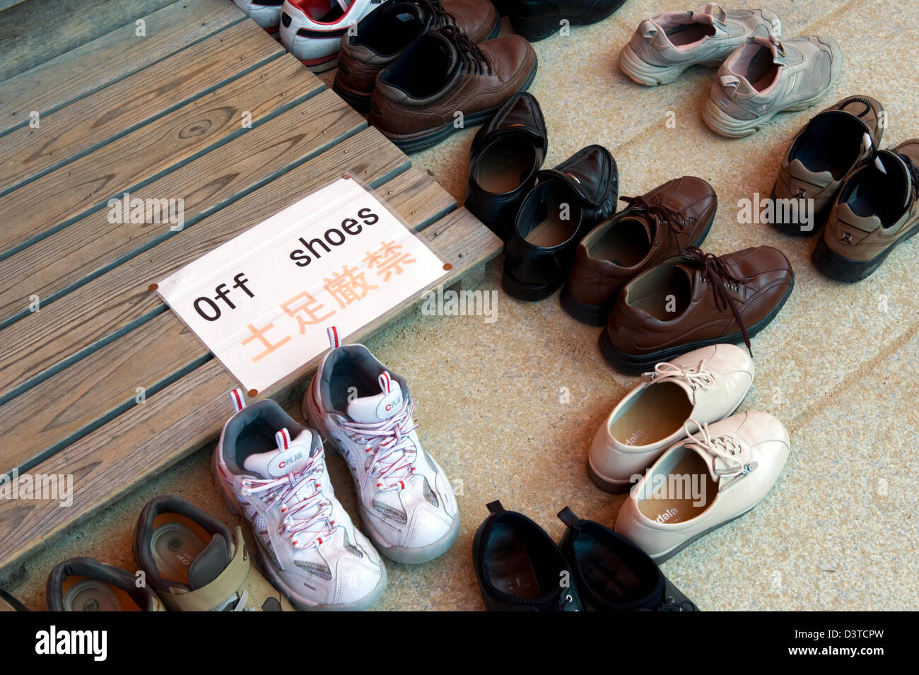 87e4ca7234786 Remove Your Shoes Stock Photos & Remove Your Shoes Stock Images - Alamy