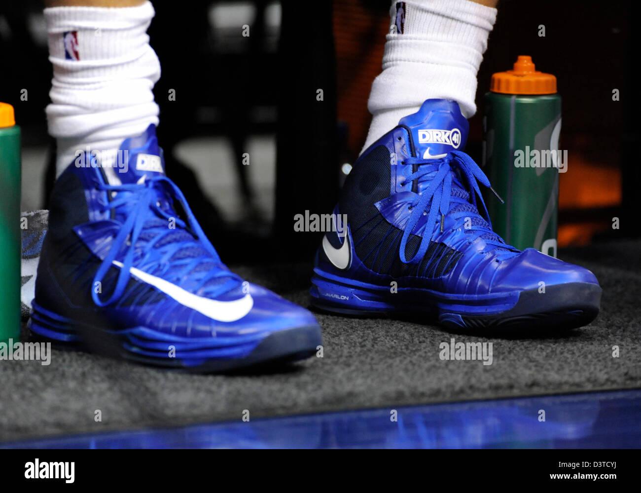 Shoes Nowitzki catalog photo