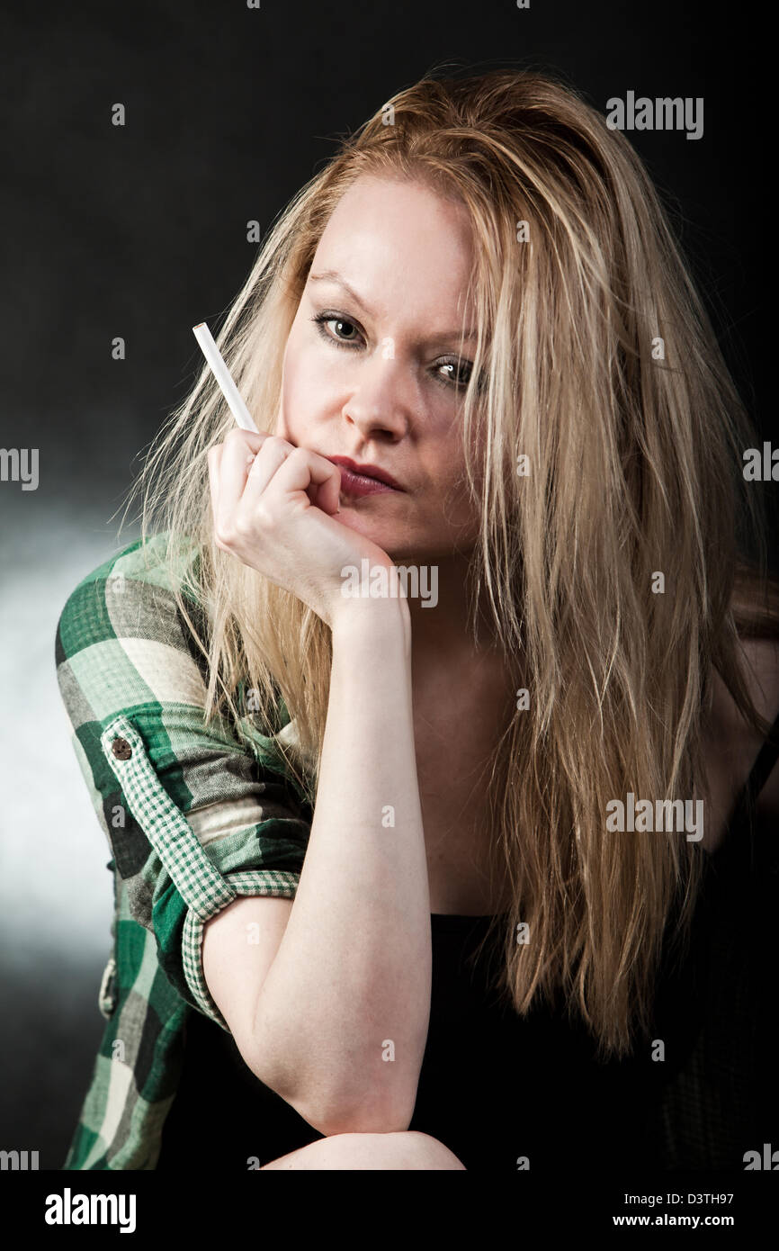 Trashy women pics 46