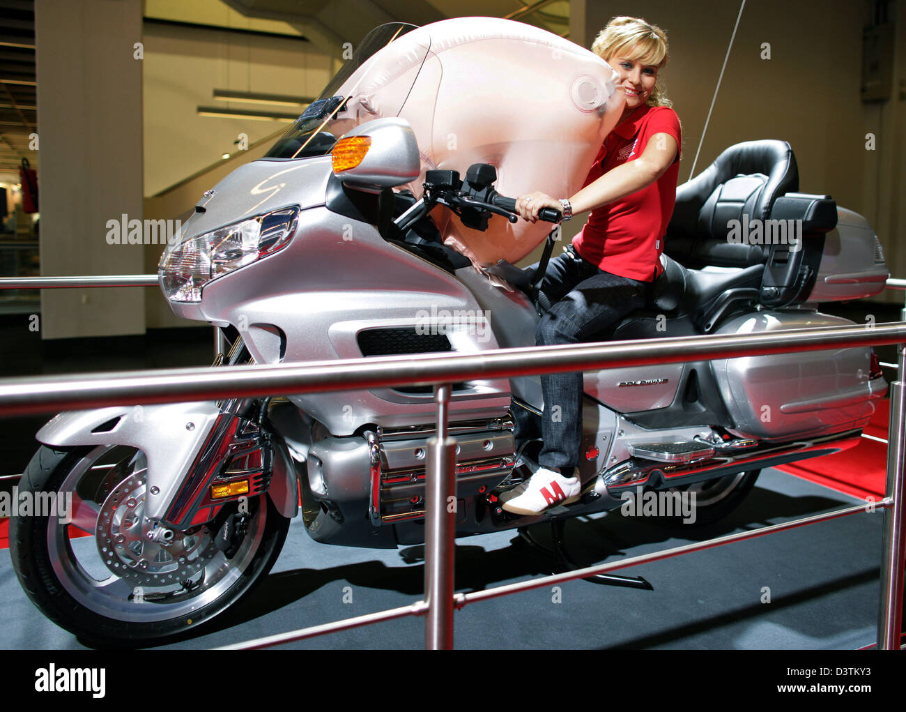 Page 2 Honda Goldwing Motorcycle High Resolution Stock Photography And Images Alamy