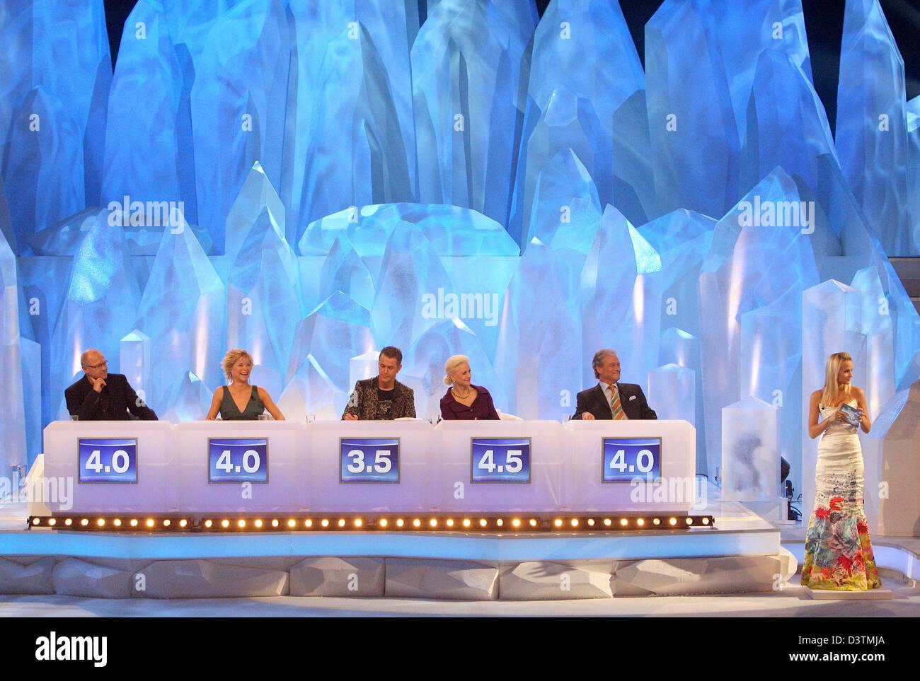 Dancing On Ice Jury
