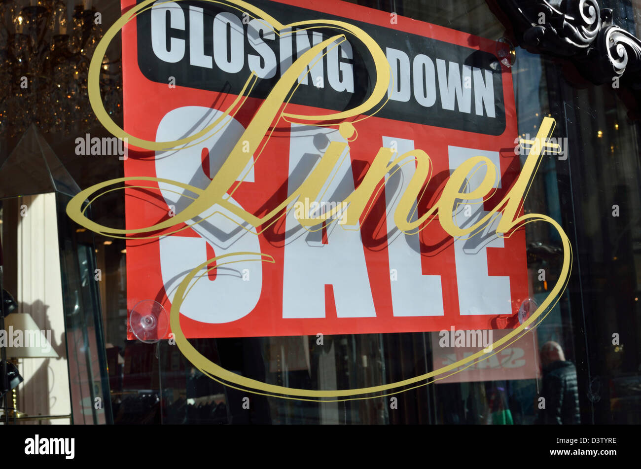 Bond Street Shoe Shop