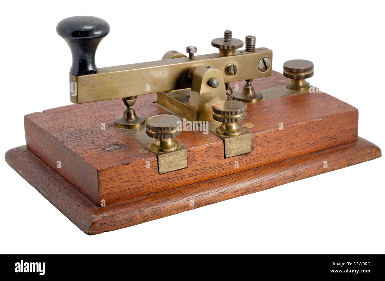 Morse Code Key Stock Photos & Morse Code Key Stock Images