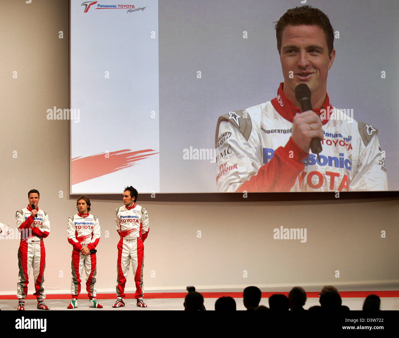 L R Ralf Schumacher Stock Photos & L R Ralf Schumacher