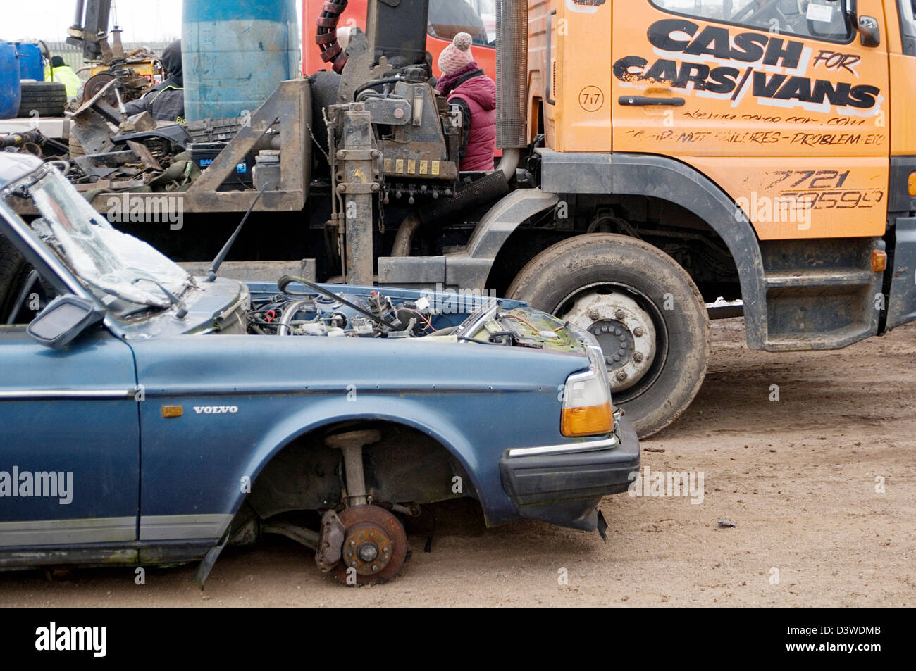 Scrap Dealer Stock Photos & Scrap Dealer Stock Images - Alamy