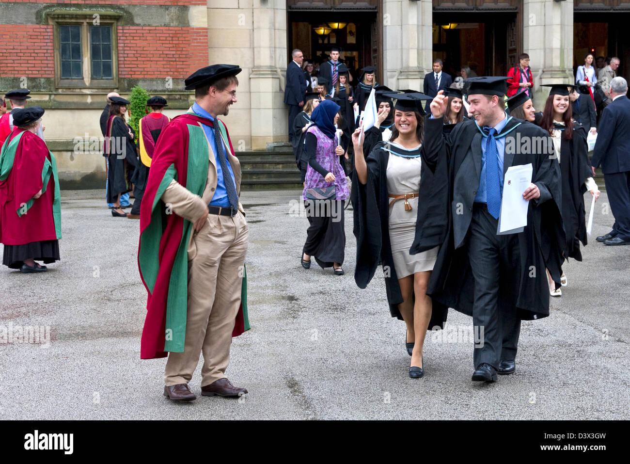 Birmingham University Graduation Stock Photos & Birmingham ...