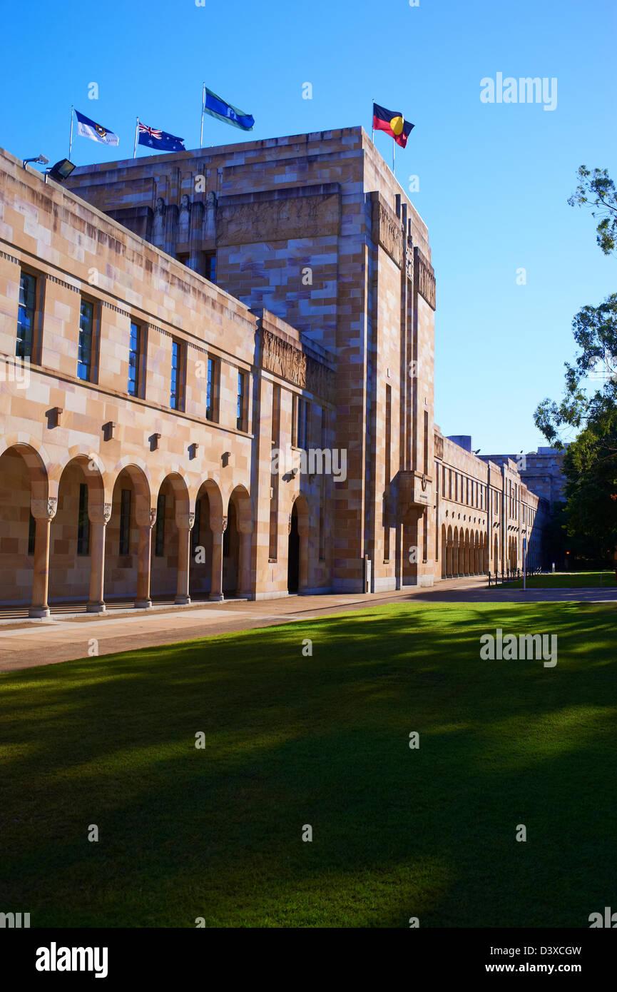 University of Queensland - Stock Image