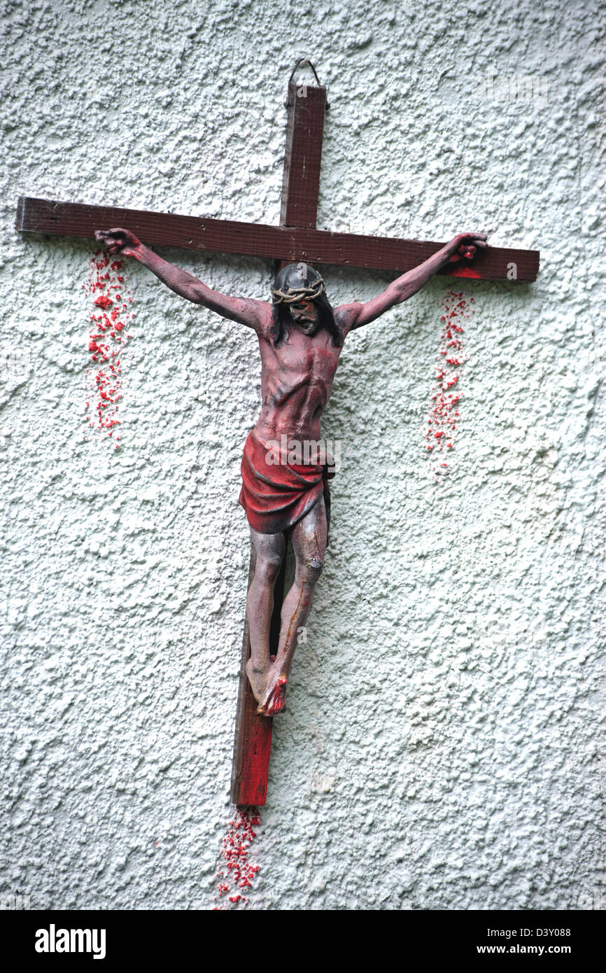 jesus cross blood stock photos jesus cross blood stock images alamy