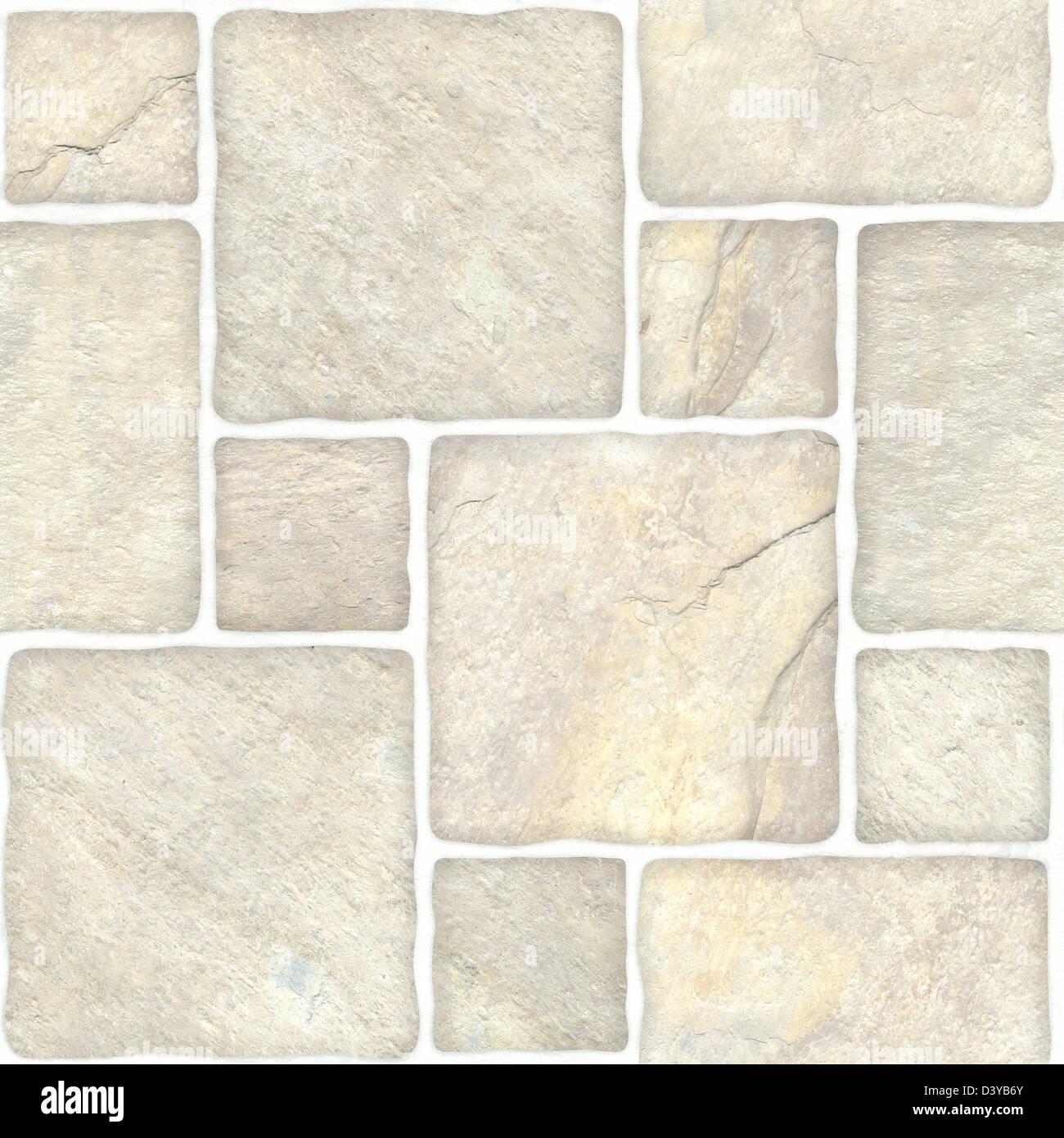 Ceramic Tile Texture Beige Mosaic Stock Photos Ceramic Tile