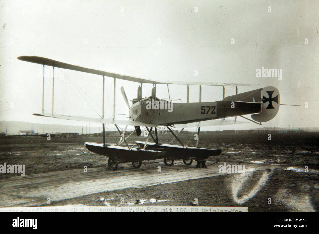 Gotha Aircraft Stock Photos Images