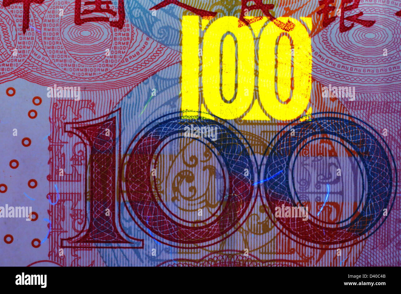 100 Yuan Note Stock Photos   100 Yuan Note Stock Images - Alamy fb3a716aa8b