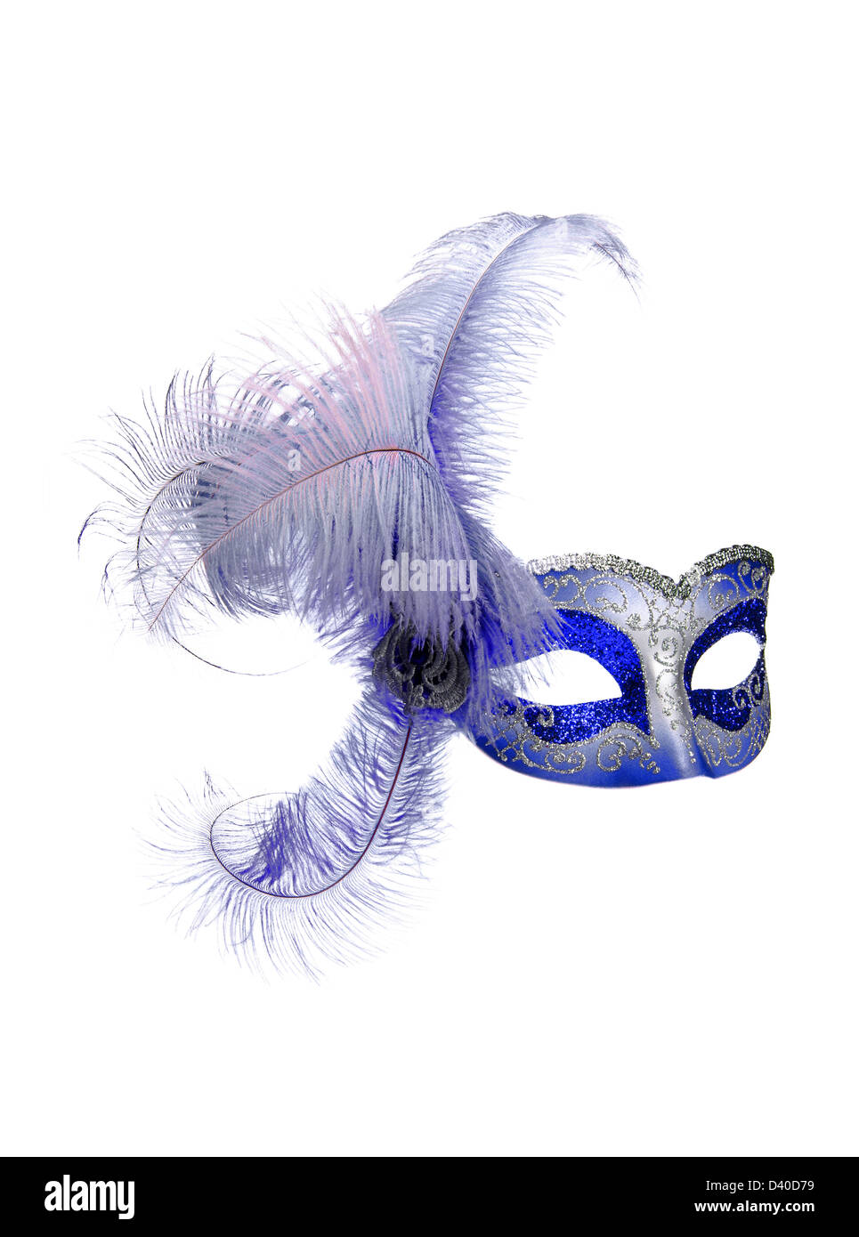 Maske freigestellt - mask isolated 05 - Stock Image