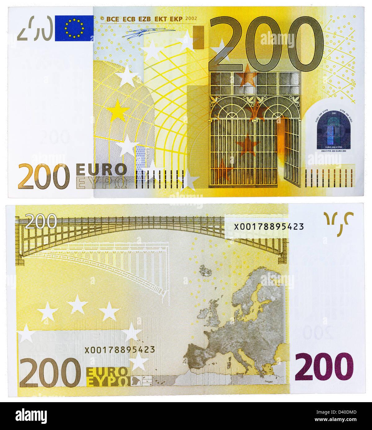 200 Pfund In Euro