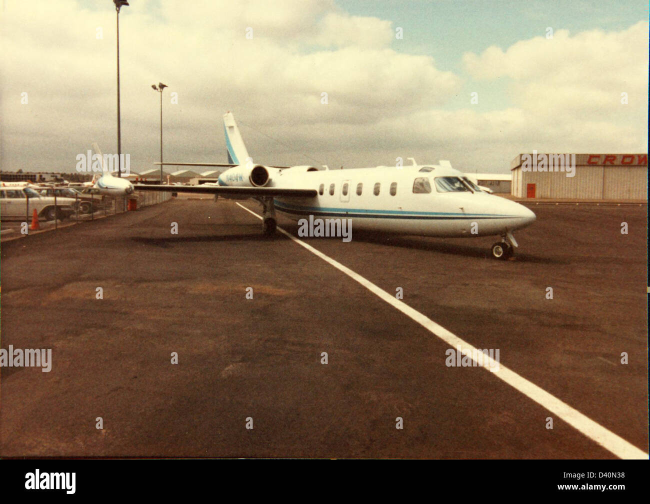 Israel Aircraft Industries Ltd 1124 Westwind