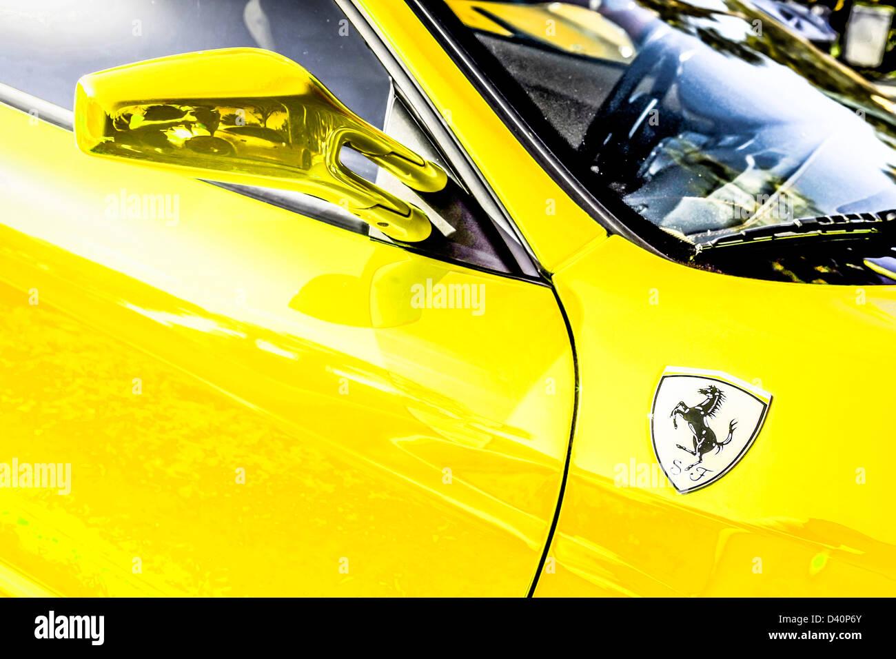 Ferrari Door Stock Photos Amp Ferrari Door Stock Images Alamy