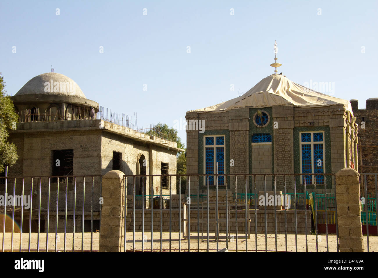 Ark of the covenant chapel axum ethiopia africa stock photo ark of the covenant chapel axum ethiopia africa publicscrutiny Images