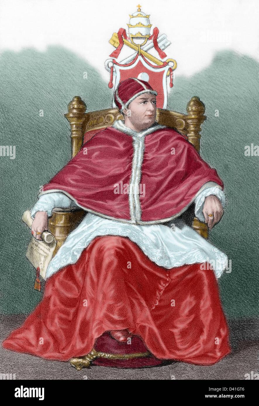 Antipope Benedict XIII Born Pedro Martnez De Luna Y Perez Gotor 1328 1423 Known As The Papa In Spanish