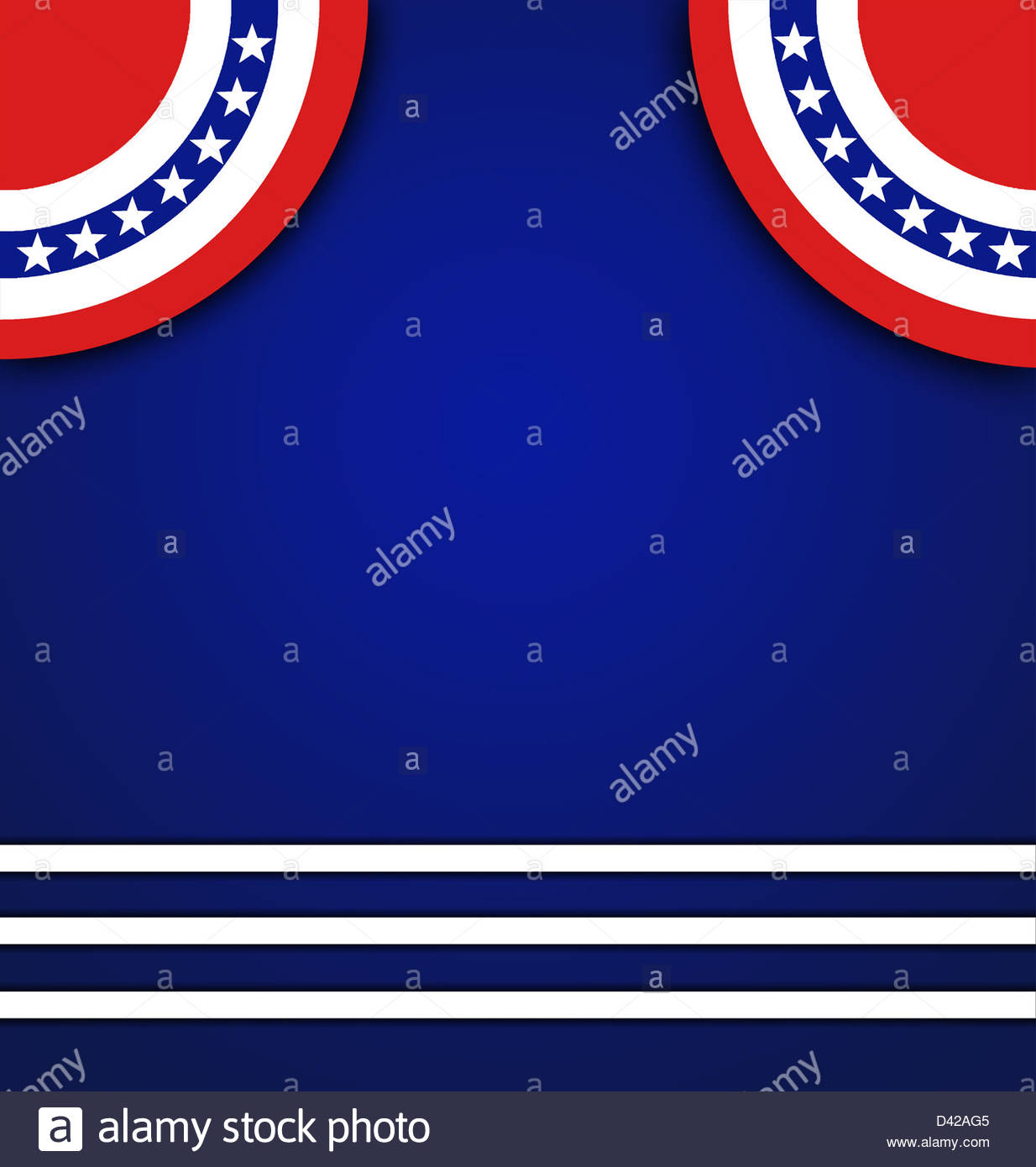 Campaign Background - Stock Image
