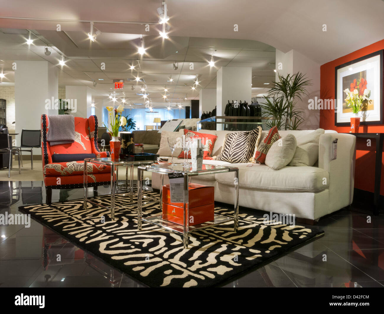 Home furnishings in bloomingdale 39 s department store for Home good stores nyc