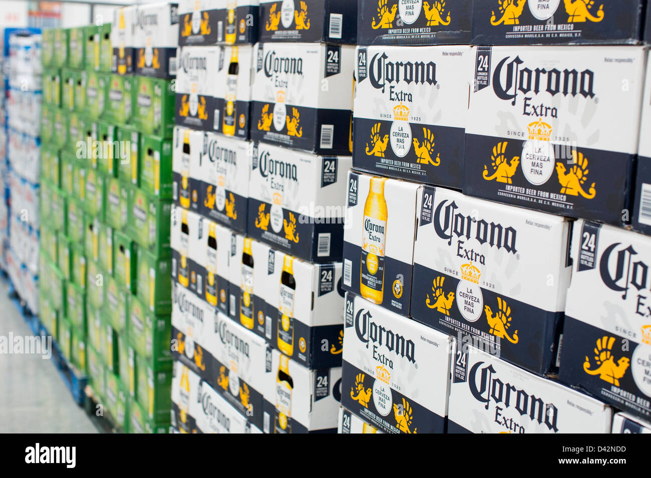 Beer Case Stock Photos Amp Beer Case Stock Images Alamy