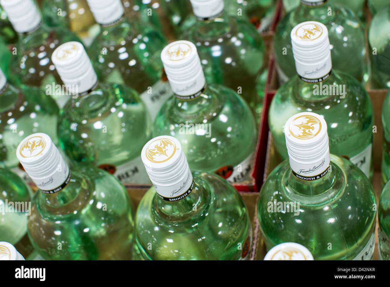 Bacardi rum on display at a costco wholesale warehouse club stock bacardi rum on display at a costco wholesale warehouse club stock photo 54150651 alamy thecheapjerseys Images