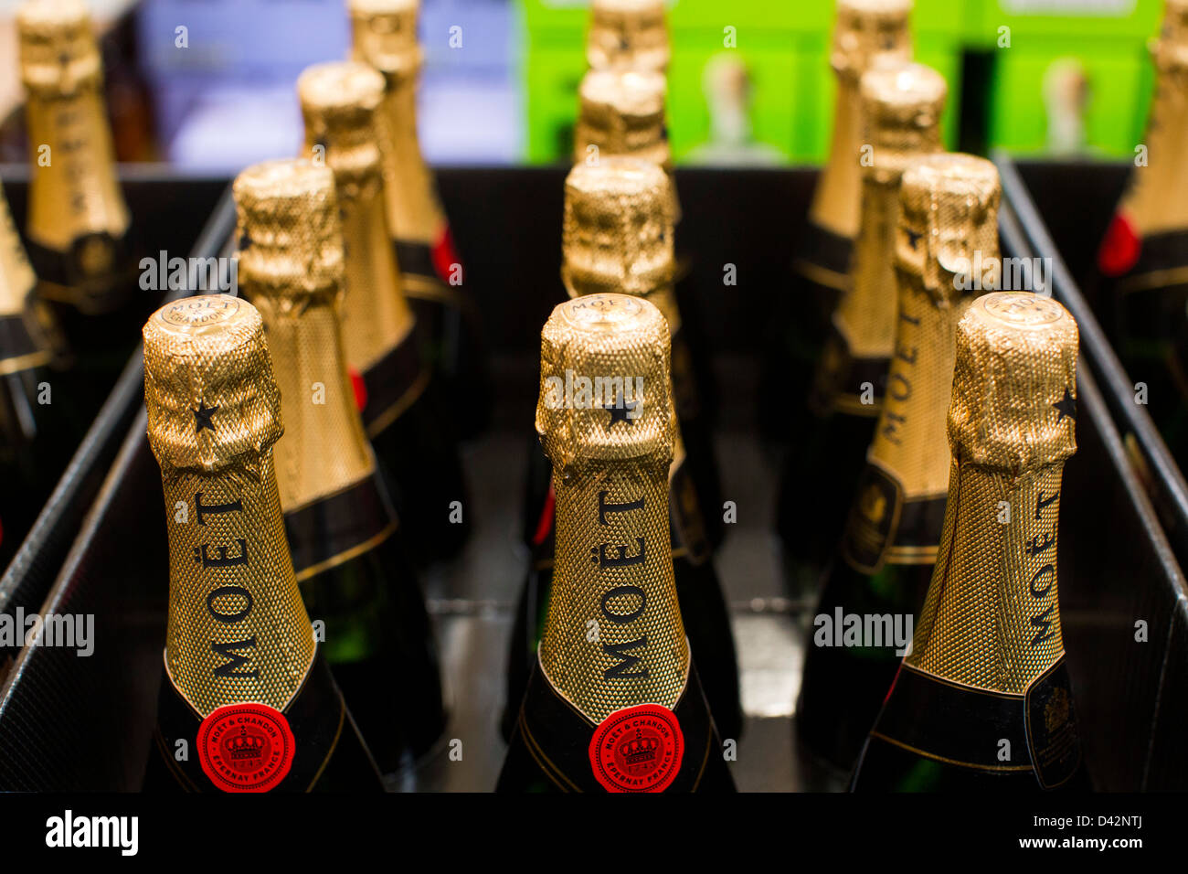 Moet champagne on display at a costco wholesale warehouse club stock moet champagne on display at a costco wholesale warehouse club stock photo 54150786 alamy thecheapjerseys Images