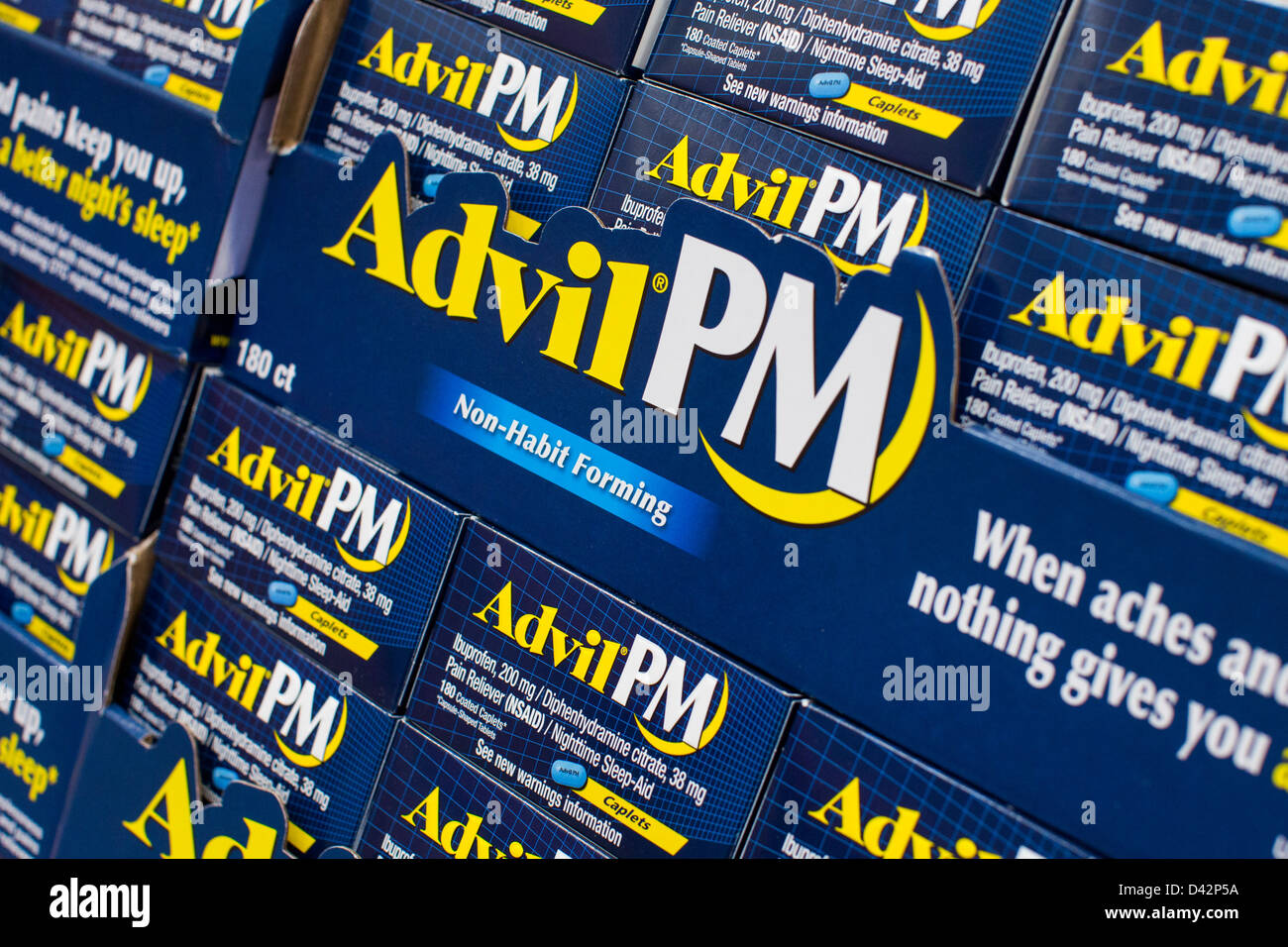Advil pm on display at a costco wholesale warehouse club stock photo advil pm on display at a costco wholesale warehouse club stock photo 54151030 alamy thecheapjerseys Images