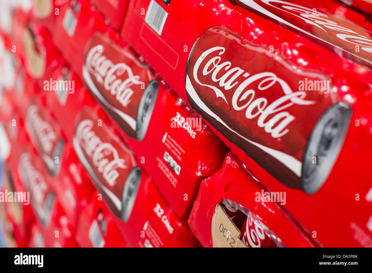 Classic Soft Drinks Stock Photos & Classic Soft Drinks Stock Images
