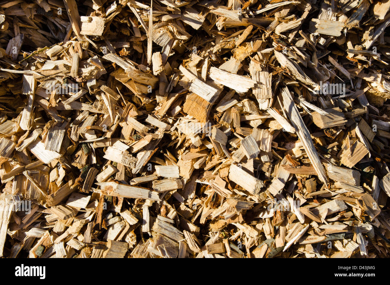 Woodchips Stock Photos & Woodchips Stock Images - Alamy