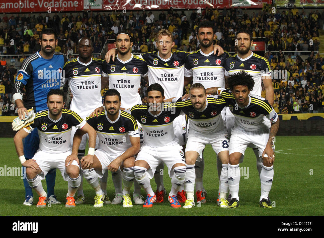Fenerbahce Fc High Resolution Stock Photography And Images Alamy