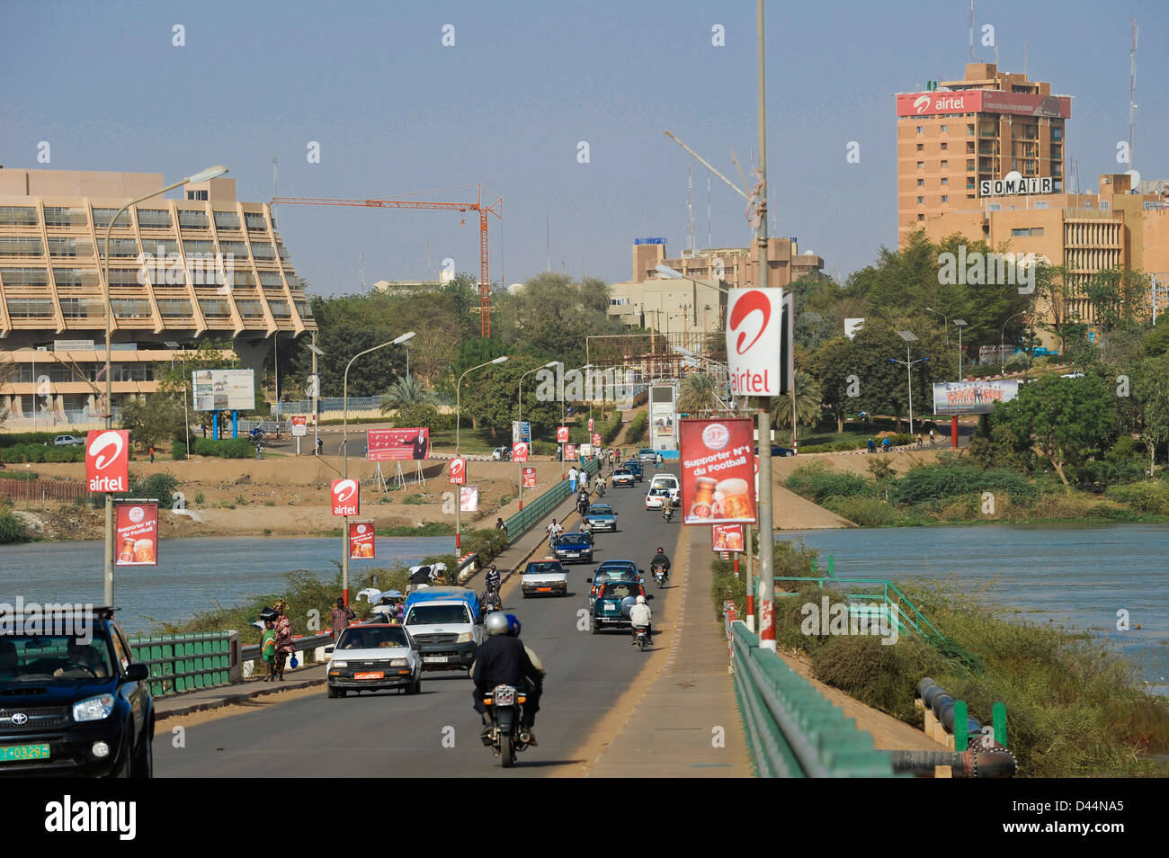 The capital of Niger is Niamey 63