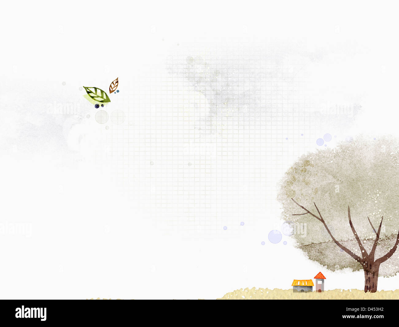 ppt background template of winter stock photo 54202318 alamy