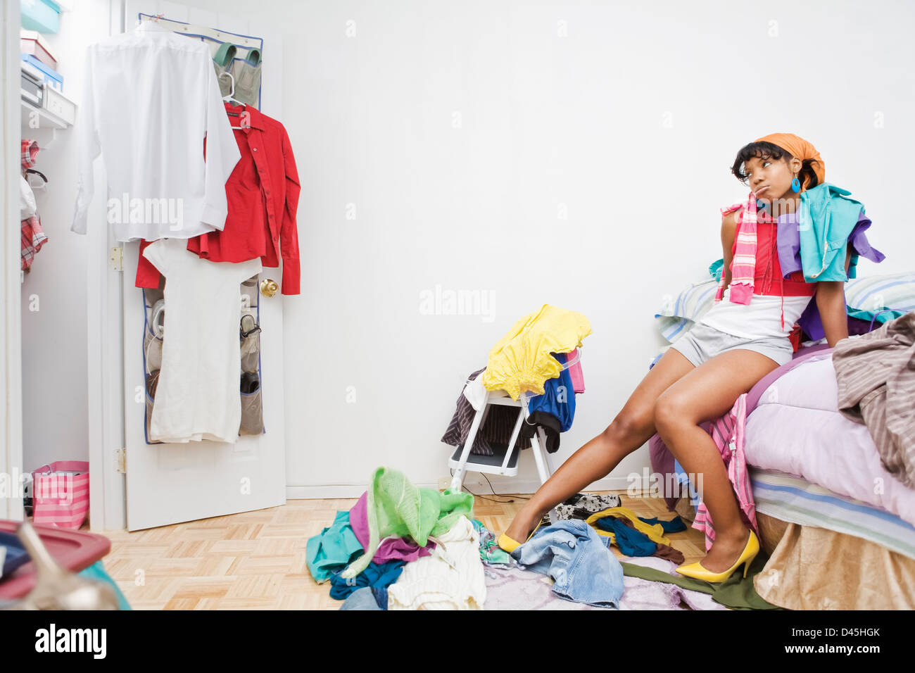 Image result for black girl cleaning her room""