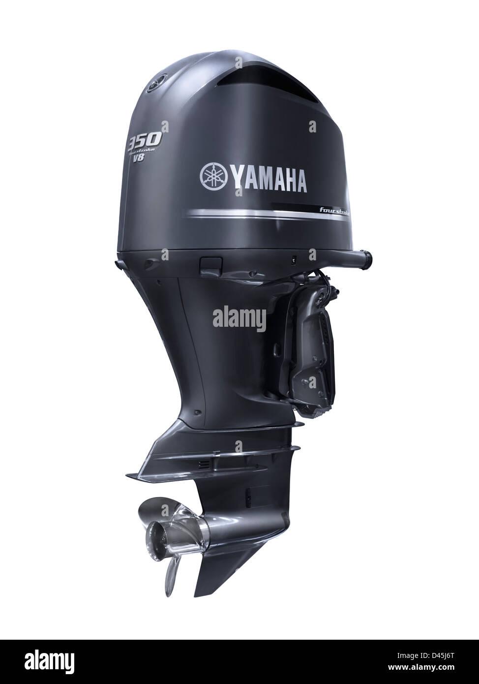 Yamaha Outboard Motor Stock Photos & Yamaha Outboard Motor
