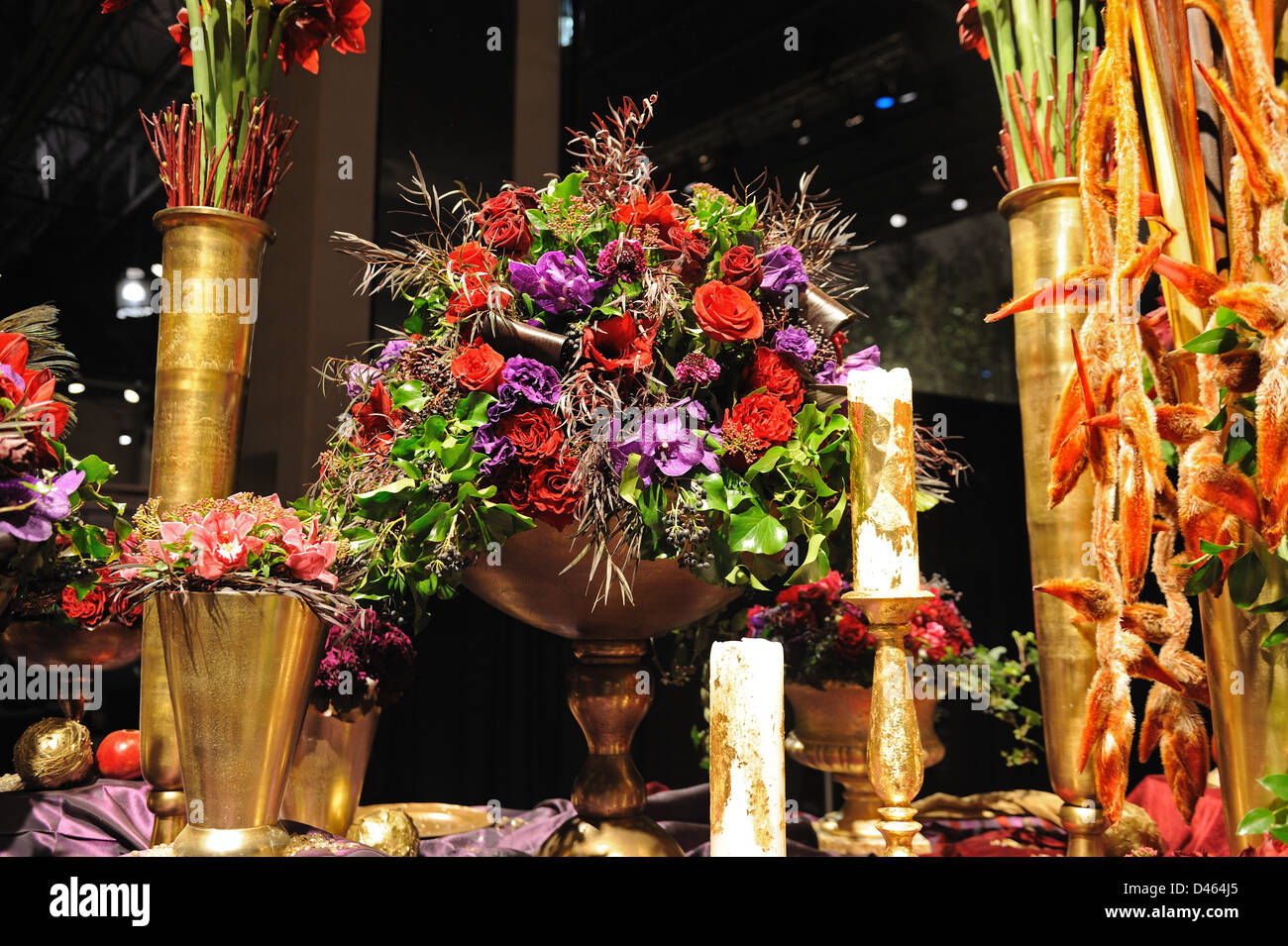 Largest Flower Show Stock Photos Largest Flower Show Stock Images